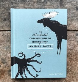 Random House The Illustrated Compendium of Amazing Animal Facts