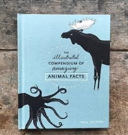 Random House The Illustrated Compendium of Amazing Animal Facts