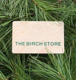 Birch Bucks