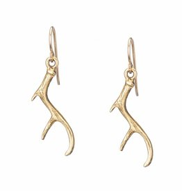 Padgett Hoke Antler Earrings