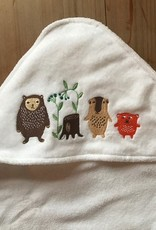 Klippan/Cose Nuove Little Bear Bath Cape