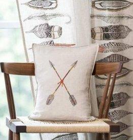 Coral & Tusk Arrow Pillow