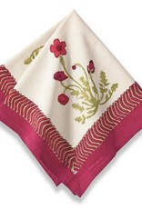 Couleur Nature Hand-Printed Napkin