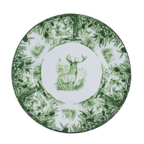 CE Corey Forest Dinner Plate