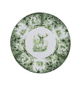 CE Corey Forest Dessert Plate