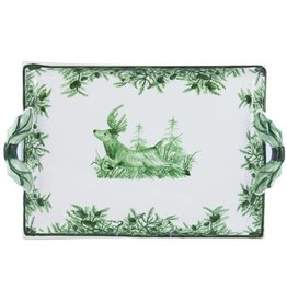 CE Corey Forest Two Handle Tray