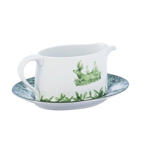 CE Corey Forest Gravy Boat  sc 1 st  The Birch Store : ce corey dinnerware - pezcame.com