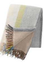 Klippan/Cose Nuove Klippan Textiles Birka Natural Throw