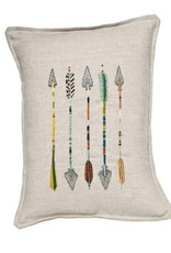 The Birch Store Five Arrows Pillow