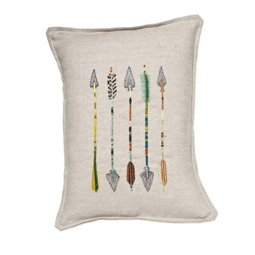 Coral & Tusk Five Arrows Pillow