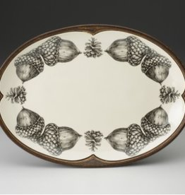 Laura Zindel Small Oval Platter
