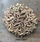Table Art Oak Leaf Trivet