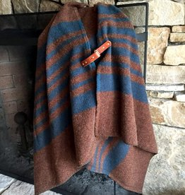 Woolrich Fireside Wool Throw
