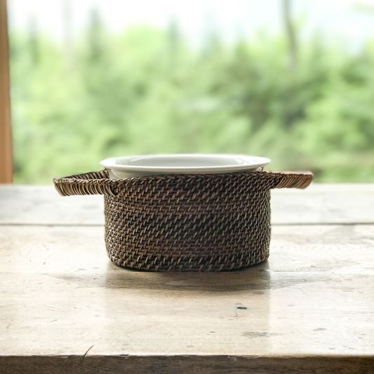 Calaisio Small Souffle with Basket
