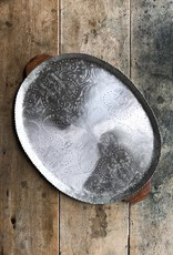 Roost Large Etched Oval Tray