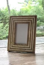 be Home Wood & Bone 4x6 Frame