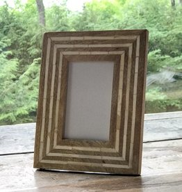 be Home Wood & Bone Frame