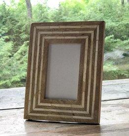 be Home Wood & Bone Frame