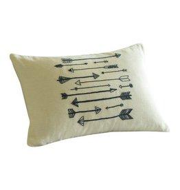 Taylor Linens Arapaho Indigo Pillow