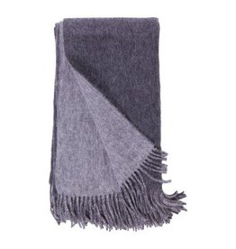 Alashan Cashmere Double Faced Woven Throw