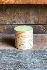 Zodax Birch Candles 3x3