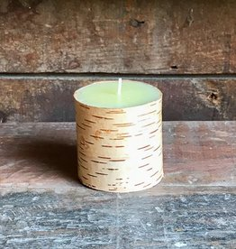 Zodax Birch Candles 3x3