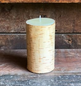 Zodax Birch Candles 3x5