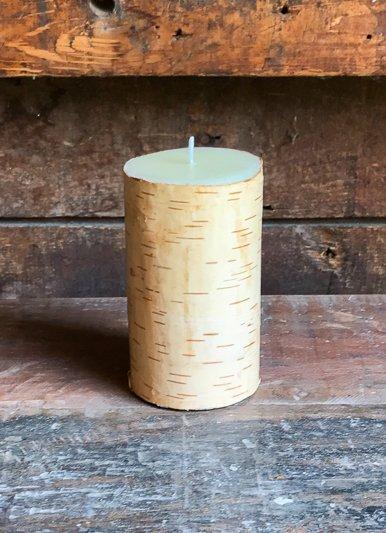 Zodax Birch Candles 3x5