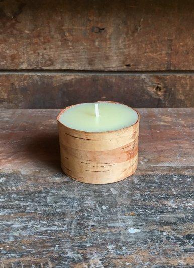 Zodax Birch Candles 3x2