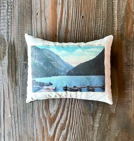 Maine Balsam Fir Products Lower Ausuable Lake Balsam Pillow