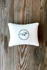 Lori Hall 46r Balsam Filled Pillow