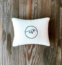 Lori Hall 46r Balsam Filled Pillow