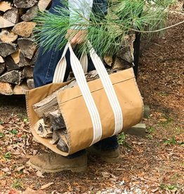 Utility Canvas Logger Tote