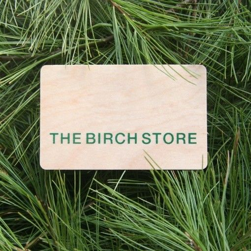 $250 Birch Bucks Gift Card