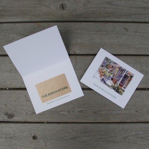 $75 Birch Bucks Gift Card