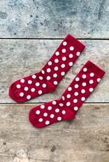 lisa b. Women's Wool Cashmere Socks