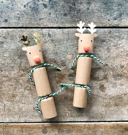 Meri Meri Reindeer Holiday Crackers