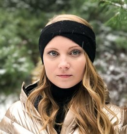 White + Warren Cashmere Crossover Headband