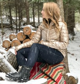 The Birch Store Hooded Down Jacket