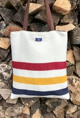 Faribault Unstructured Wool Tote