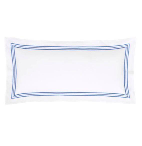 Pine Cone Hill Trio French Blue Decorative Pillow