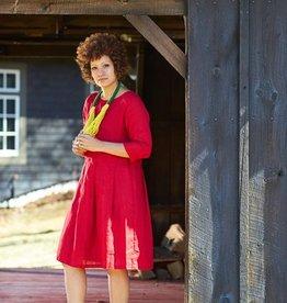 Fog Linen Fog Linen Red Dress