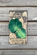Oli & Carol Kendall the Kale Teether