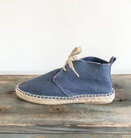 lisa b. Blue Espadrille Bootie