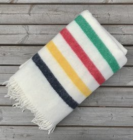 Woolrich Hudson Bay Throw