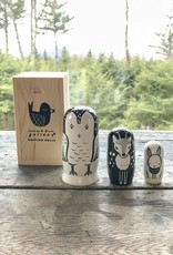 Wee Gallery Woodland Nesting Dolls