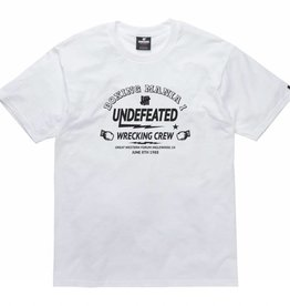 Undefeated Boxing Mania Tee