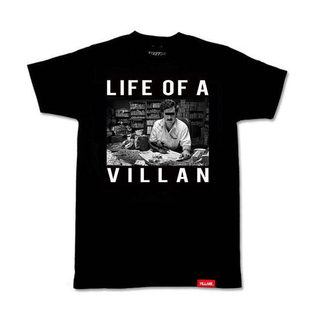 Villans Villan Blow Tee