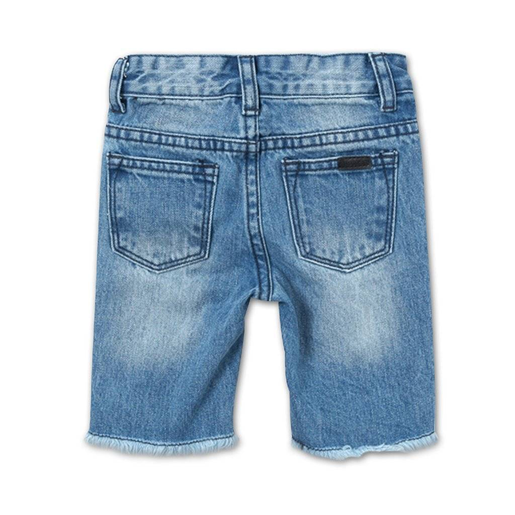 Haus Of Jr Dallas Denim Shorts