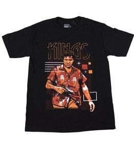 Retro Kings Scarface Rockstar Tee